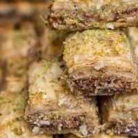 VeganFabulous Greek Tapas Night At La Raza - Brilliant Baklava