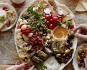 VeganFabulous Greek Tapas Night At La Raza
